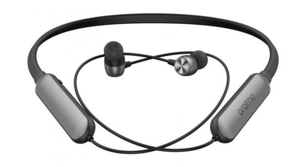 658711ff929 Oraimo NECKLACE Wireless Headset OEB-E54D black - dailyebuy